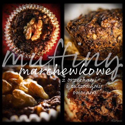 muffiny marchewkowe