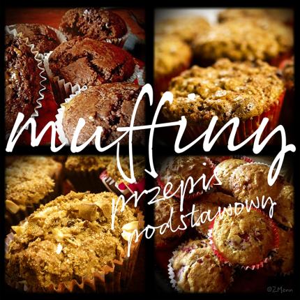 muffiny przepis podstawowy