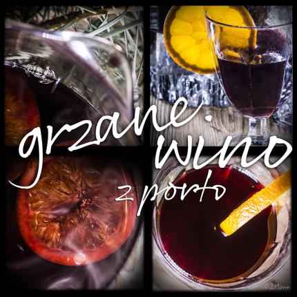 grzane wino z porto