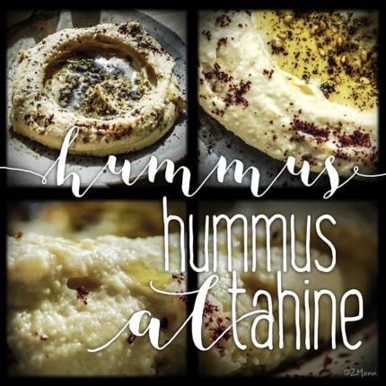 hummus . czyli hummus al tahine