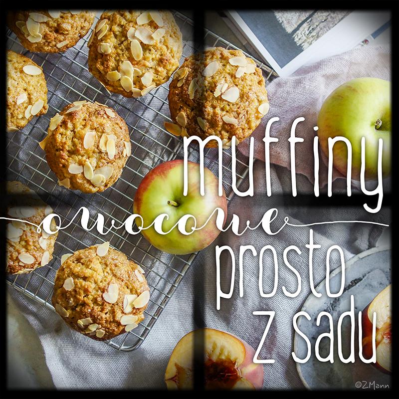 muffiny prosto z sadu . bardzo owocowe!